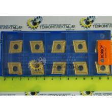 Пластина CNMG-160608 GR NC3030 ромбическая