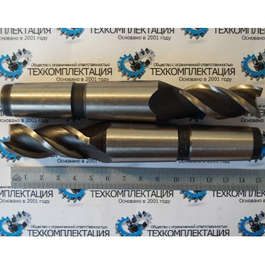 Фреза Концевая d20,0х50х150 к/х Р6М5К5 Z=3 КМ3