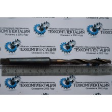 Сверло 6,0 к/х Р6М5К5